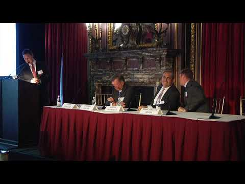 2016 New York Maritime Forum - Fuel Oil & Bunkering Panel