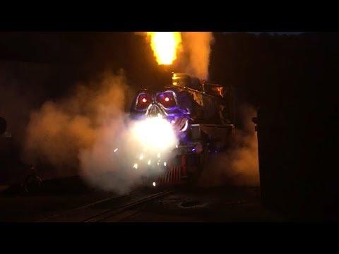 Hammer - Check Out The Tweetsie Railroad Ghost Train