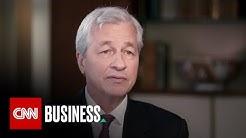 JPMorgan Chase CEO Jamie Dimon on jobs, tariffs and politics