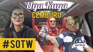 Luna Maya - Uya Kuya, Selebriti On The Way Part #10
