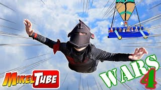Fortnite Real en MikelTube WARS 4 thumbnail