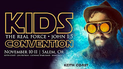 KEITH COAST EVENT PROMO: KidCon Oregon 2017