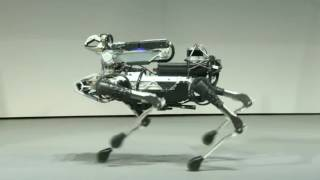 【SoftBank World 2017】 Boston Dynamics / Marc Raibert (English)