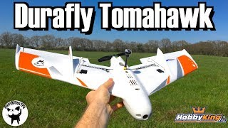 FPV Reviews: Durafly Tomahawk wing, supplied by HobbyKing