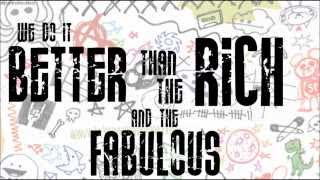 Simple Plan - The Rest Of Us (Lyric Video)