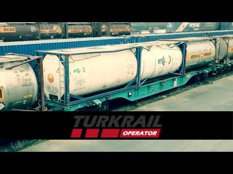 RTCL @ Turkrail Intermodal Halkali Terminal Istanbul