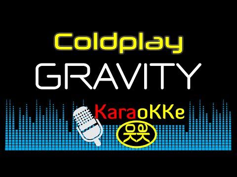 Coldplay - Gravity - unreleased song / Embrace version (Karaoke, Lyrics)