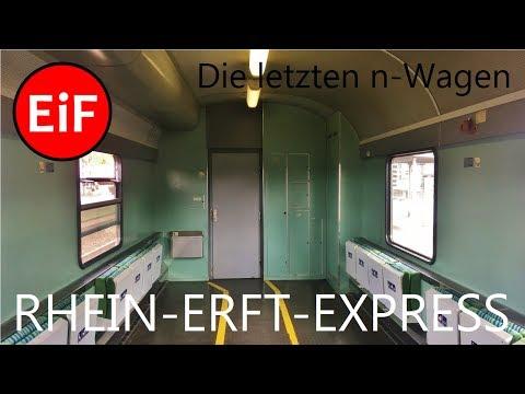 Die letzten n-Wagen - Teil 19: Der Rhein-Erft-Express