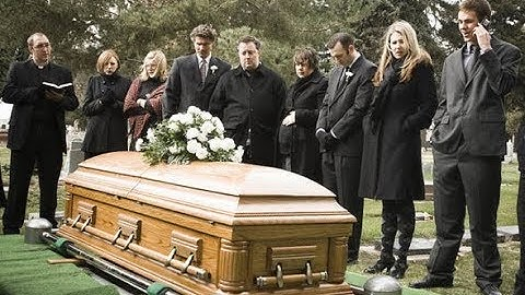 Luke Perry Beerdigung