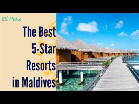 The Best 5 Star Resorts in Maldives | 5-Star Luxury Resorts In The Maldives