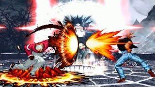 OROCHI YASHIRO VS NUCLEAR RALF