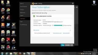 [2014] Avast Internet Security License File