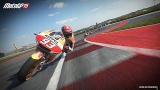 MotoGP 15 Gameplay: My First Races!