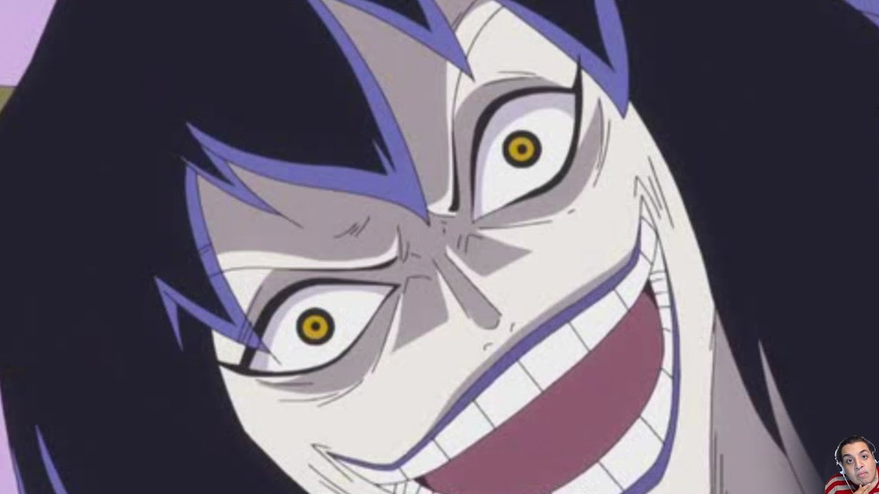 One Piece Episode 589 Review -- Caesar Clown + Vegapunk ...
