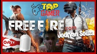 Mitando no Free Fire - TopGame com Jodryan Souza | OrbTV