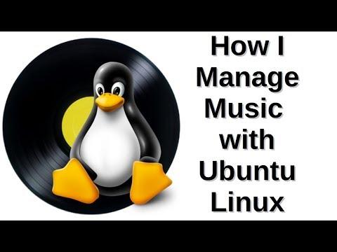 How I Manage Music with Ubuntu Linux