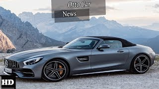 HOT NEWS  !!! 2018 Mercedes AMG GT C GT C Roadster GT R Exterior Overview