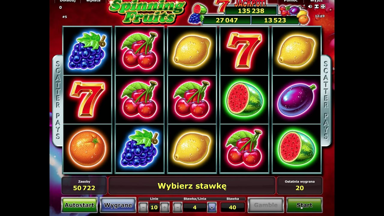 Gry Casino Online