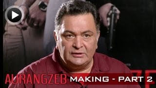 Making Of The Film - Part 2 - Aurangzeb