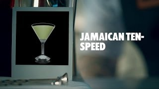 JAMAICAN TEN-SPEED DRINK RECIPE - HOW TO MIX