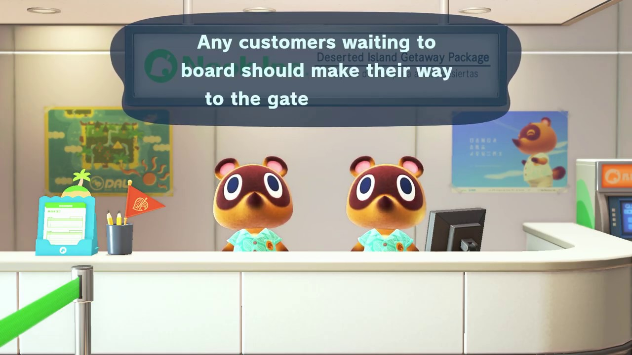 Naming Choosing Your Island Character Customization And Opening In Animal Crossing New Horizons Youtube