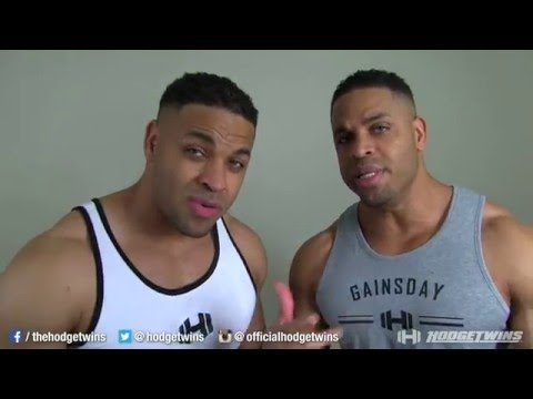 Are Rest Days Essential For Maximum Gains @hodgetwins