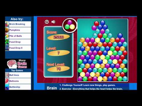 Pile of Balls - a fun action puzzle Brain Game!
