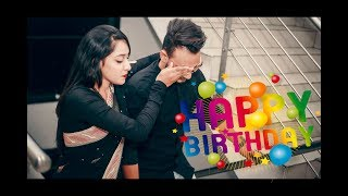 Birthday Surprise for Her Boyfriend| Best Proposal Ever |Cenematography By Rahat zaman