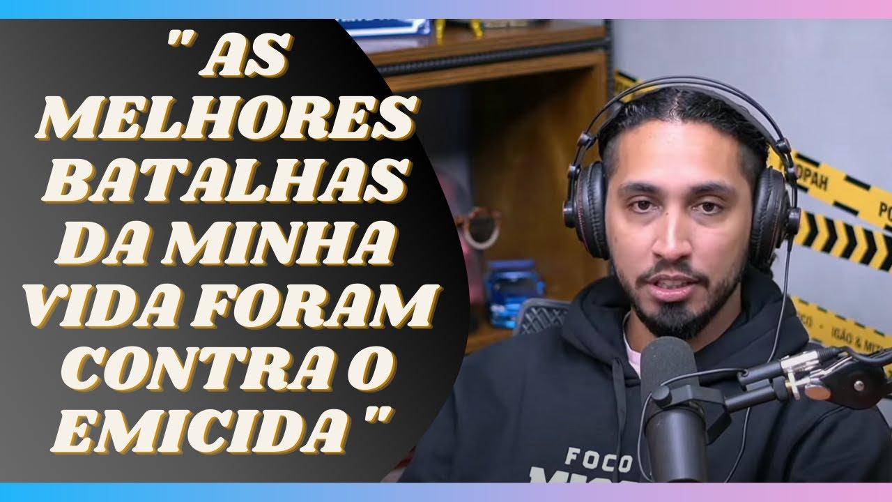 Download RASHID CONTA UM POUCA DA SUA TRAJETÓRIA NAS BATALHA - RASHID - Podpah #115 - Podcast Cortes