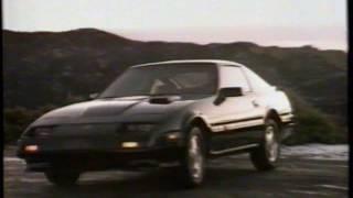 1985 Nissan Datsun 300ZX Commercial thumbnail