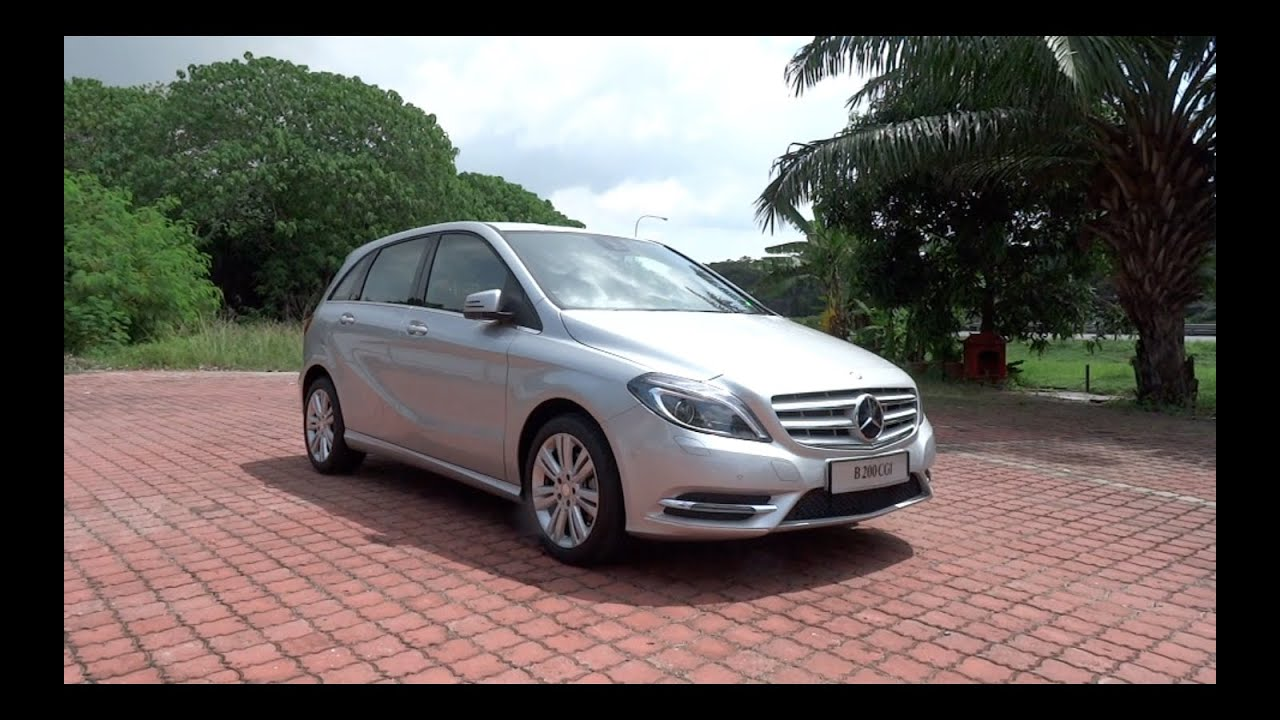 2014 mercedes benz b 200 start up and full vehicle tour youtube. Black Bedroom Furniture Sets. Home Design Ideas