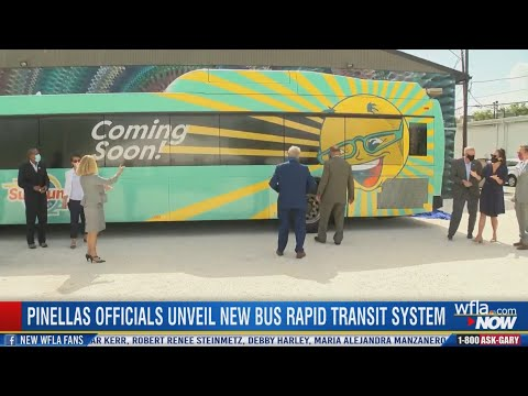 New Bus Line Will Connect Pinellas County Beaches To Downtown St. Pete