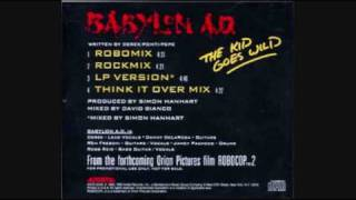 Babylon A.D. - The Kid Goes Wild (Movie Version)