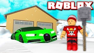 HOW is SNOW SHOVELING SIMULATOR TODAY ❓ → Roblox 🎮