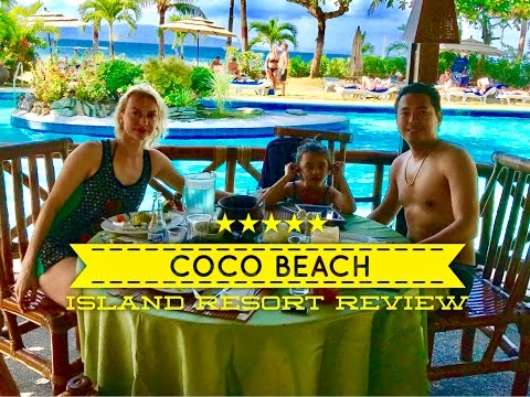 2017 Best Puerto Galera Resort: Coco Beach Island Resort Review and Tour
