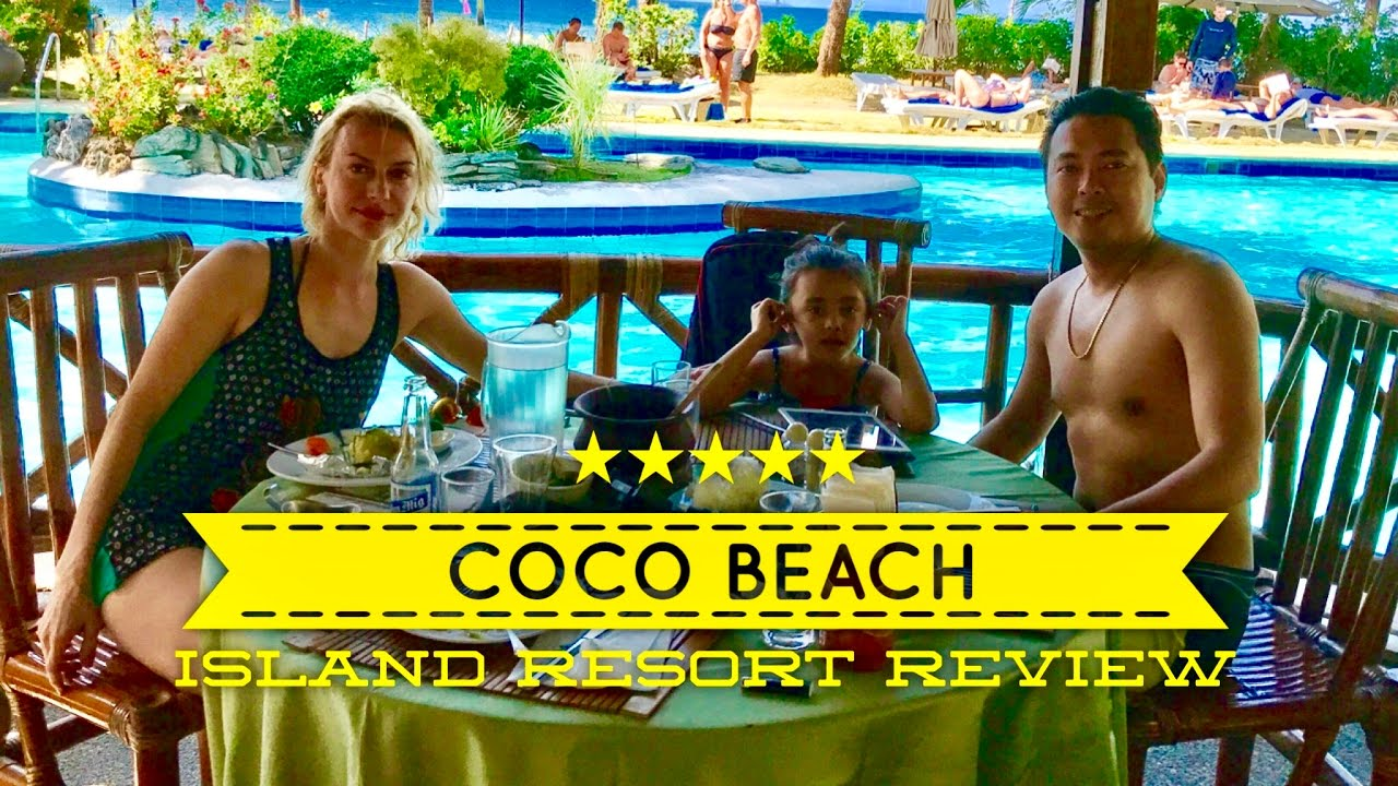 2017 Best Puerto Galera Resort Coco Beach Island Review And Tour
