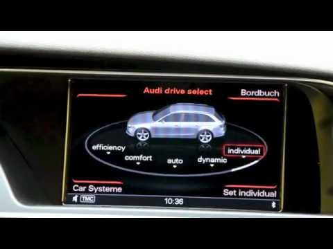 Audi A4 Baujahr 2012 Facelift Farb Fis Amp Mmi 3g Plus Youtube