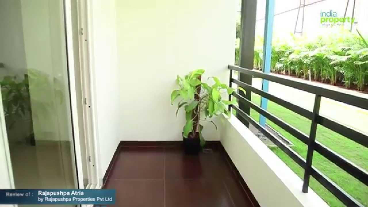 Rajapushpa atria 2 4 bhk apartments at gachibowli for 4 bhk apartment design