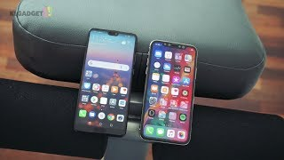 Huawei P20 vs iPhone X: RM2599 vs RM5149, which is better?