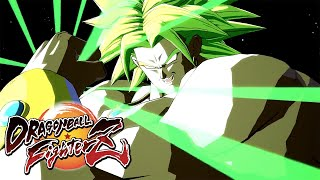 Dragon Ball FighterZ - Broly Character Trailer