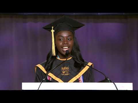 2019 DeKalb Early College Academy Graduation Ceremony