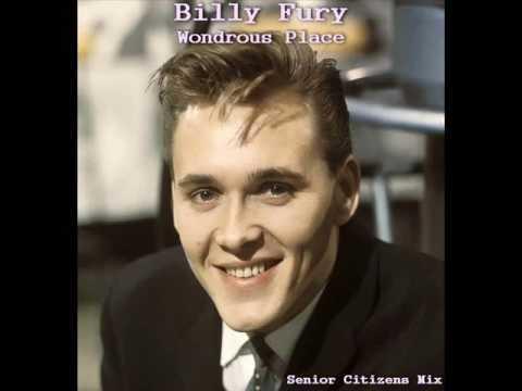 Billy Fury - Wondrous Place (Senior Citizens Mix)