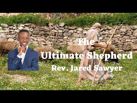 Ultimate Shepherd-Reverend Jared Sawyer
