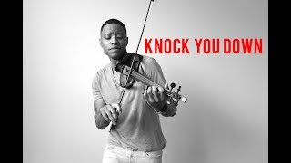 Knock You Down - Daniel D. Cover