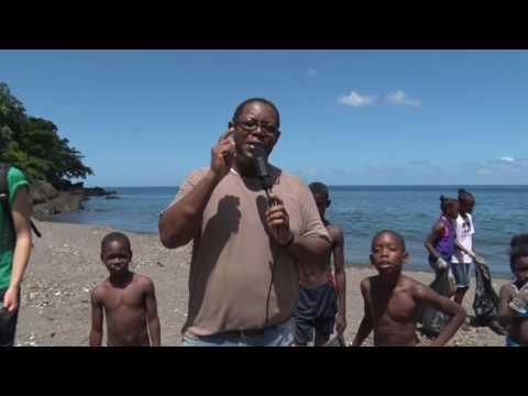 Focus North Leeward  - International Coastal Clean Up 2016