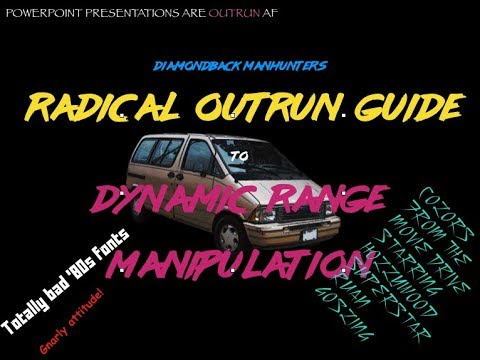 Synthwave Production Tutorial Part 4(a): Dynamic Range Manipulation