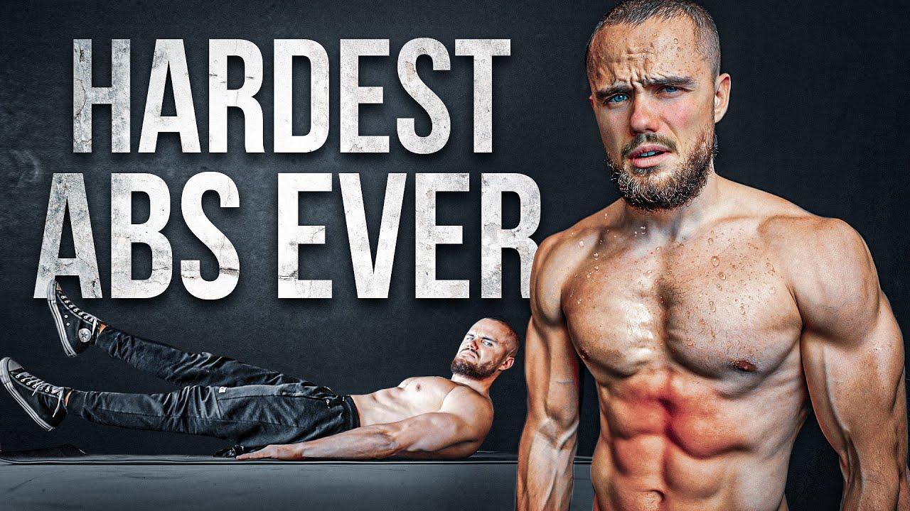 Hardest ABS Workout EVER | 6 PACK BURN