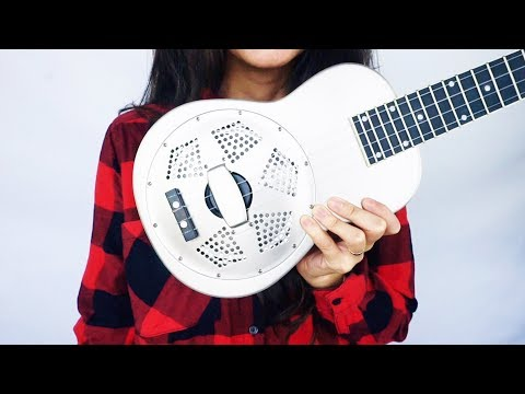 STEEL RESONATOR UKULELE BY GOLD TONE INC.