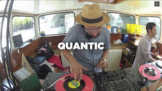 Quantic • Vinyl Set & Interview by Soulist • Le Mellotron thumbnail