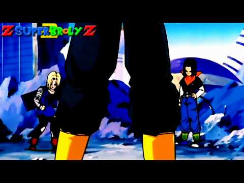 Trunks Kills the Androids [1080p HD]